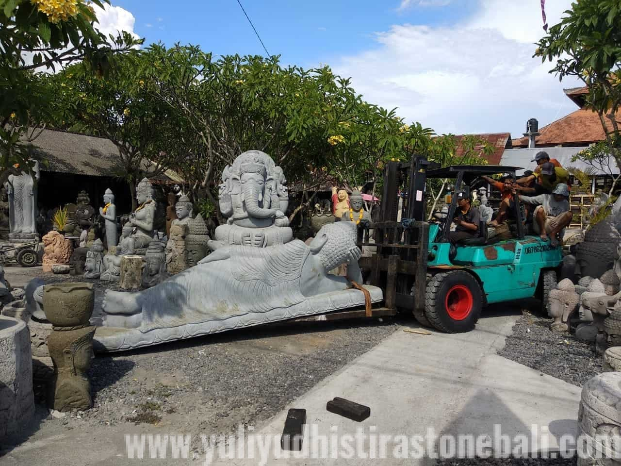Bali Stone Statue Various Benefits That You Can Get