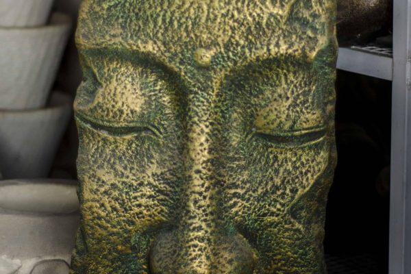 casting statue gold buddha