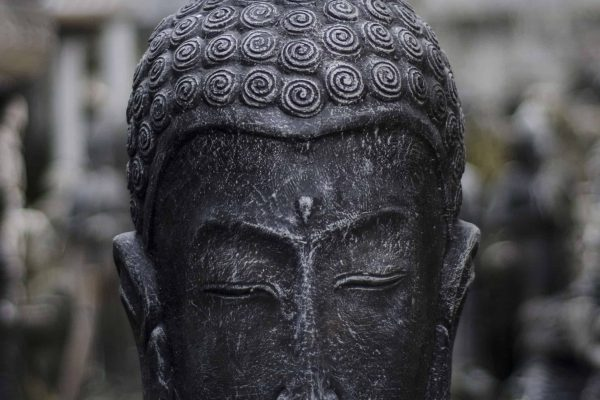 casting statue buddha stone carving