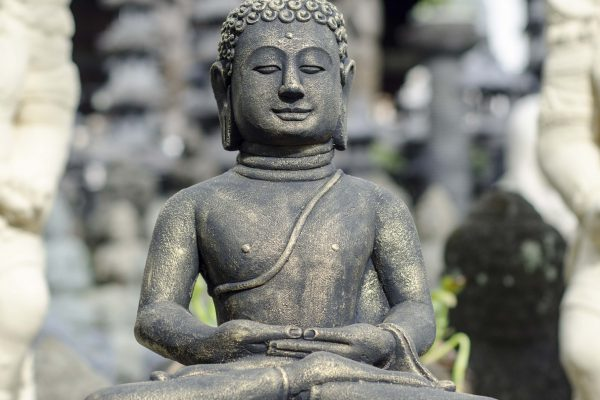 Yuli Yudhistira Stone Carving