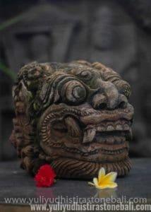 Balinese Stone Statue
