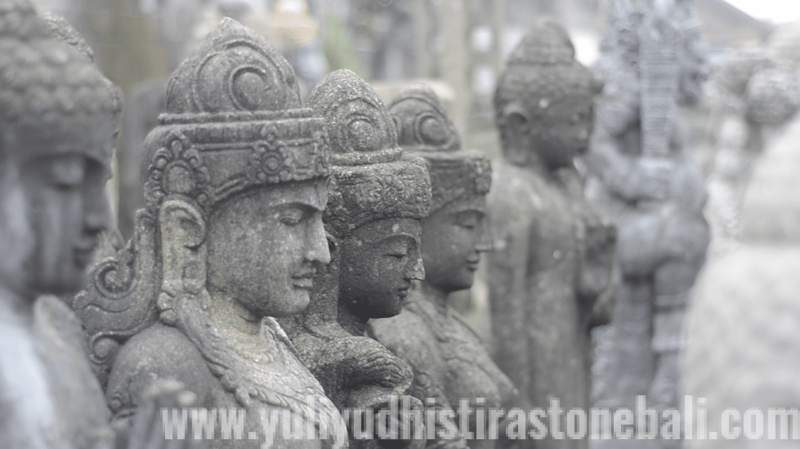 Bali Statues Materials, Types And Techniques