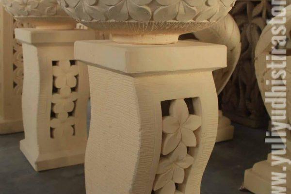 Garden Decor Limestone Sculpture