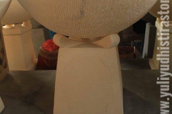 Bowl Carving Yuli Yudhistira