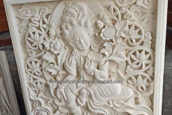 Buddha wall panel